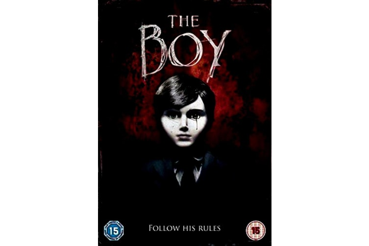 The Boy - Rare- Aus Stock DVD Preowned: Excellent Condition