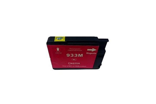 933XL Magenta Compatible Cartridge with Chip