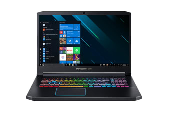 "Acer Predator Helios 300 17.3"" Core i7-9750H 16GB RAM 512GB SSD GeForce RTX 2060 W10H 144Hz Gaming Laptop (NH.Q5QSA.001-C77)"