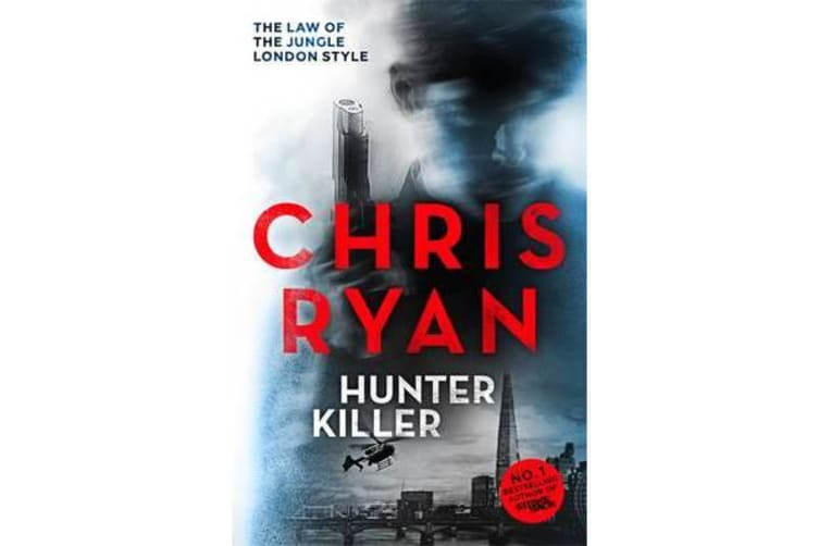 Hunter Killer - Danny Black Thriller 2