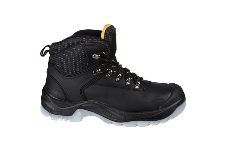 Amblers Steel FS199 Safety S1-P Boot / Mens Boots / Boots Safety (Black) (11 UK)