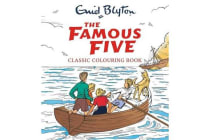 Famous Five Classic Colouring Book - Colouring books