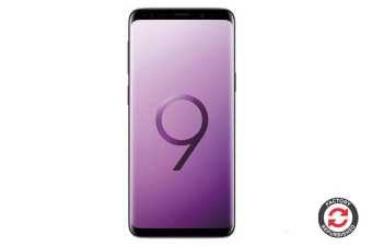 Samsung Galaxy S9 Refurbished (64GB, Lilac Purple) - B Grade