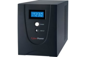 CyberPower Value SOHO  LCD 2200VA / 1320W (10A) Line Interactive UPS -