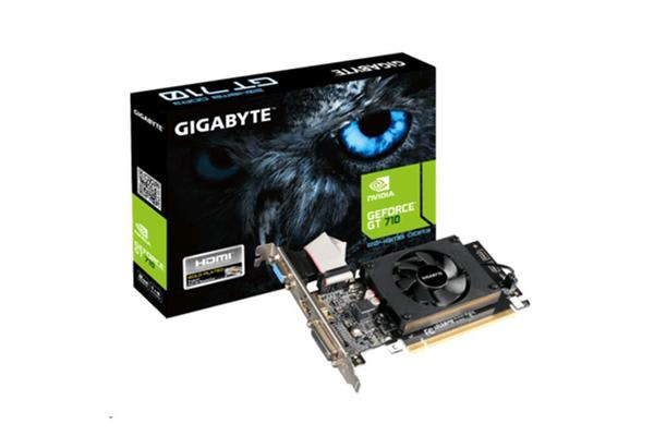 Gigabyte GV-N710D3-2GL 2GB DDR3 PCI-E Graphics Card