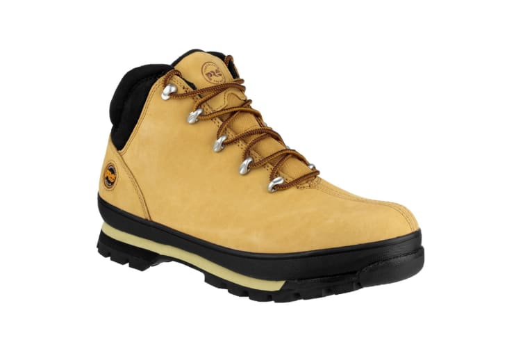 Timberland Pro Mens Splitrock Water Resistant Safety Boots (Wheat) (6 UK)