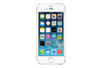 Apple iPhone 5s (16GB, Silver) - Australian Model