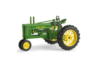 John Deere Model B Styled Tractor Toy Replica/Collectible 1:16 Scale by ERTL