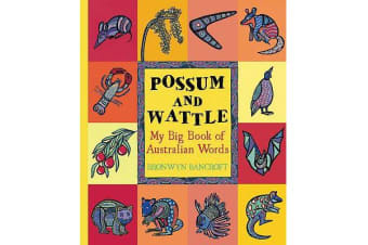 Possum And Wattle - Little Hare Books