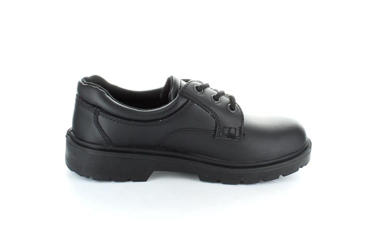 Amblers Steel FS41 Safety Gibson / Womens Ladies Shoes (Black) (7 UK)