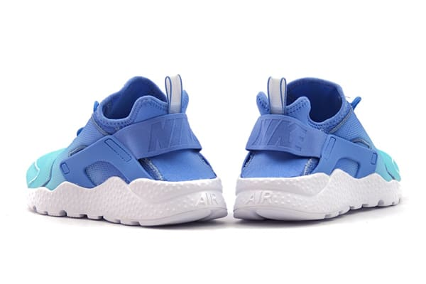 9956668efe4c Nike Women s Air Huarache Run Ultra BR Running Shoe (Polar Blue White