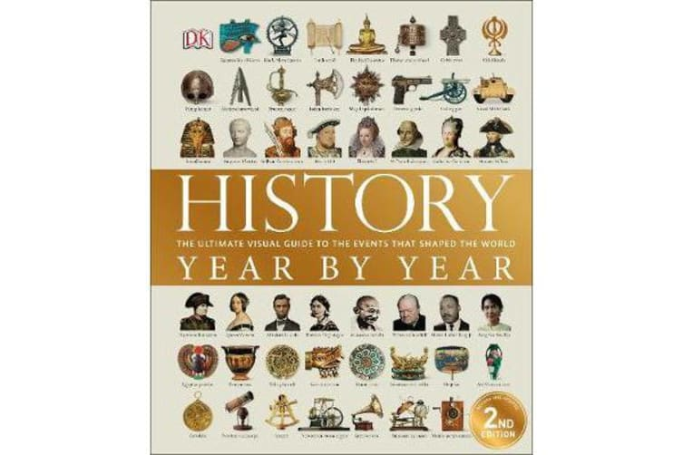 History Year by Year - The ultimate visual guide to the