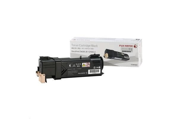 Fuji Xeorx Toner CT201632 Black (3000 pages) for Printer CP305
