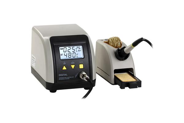 Doss Esd Soldering Station With Lcd