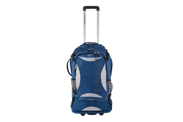 Explore Planet Earth Caracus Adventurer 65L Roller Pack (Navy)