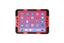 iPad Air 2 Shock Proof Tough  Case Protector - Red
