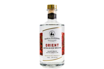 Bass & Flinders Orient Gin 700mL Bottle