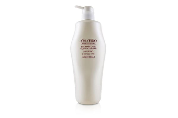Shiseido The Hair Care Aqua Intensive Shampoo - # Light Feel (Damaged Hair) 1000ml/33.8oz