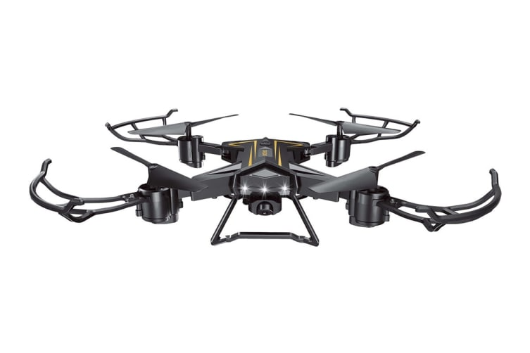 Lenoxx Kids Foldable Flying Drone with Wi-Fi