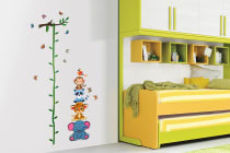 Bubbli Growth Chart Wall Decal
