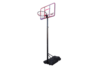 Portable Basketball System/Stand/Ring/Hoop Full Size Adjustable Height 43P
