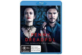Penny Dreadful The Complete First Season 1 Blu-ray Region B