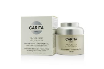 Carita Progressif Neomorphose Fundamental Regenerating Restoring Revitalizing Cream 50ml