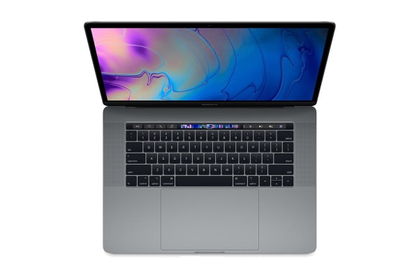"""Apple Macbook Pro 15.4"""" 2018 2.6Ghz with Touch Bar 512GB - Space Grey"""