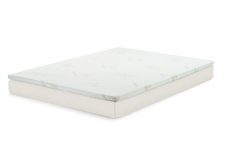 Trafalgar Bamboo Charcoal Mattress Topper (Queen)
