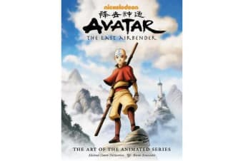 Avatar - The Last Airbender#the Art Of The Animated Series