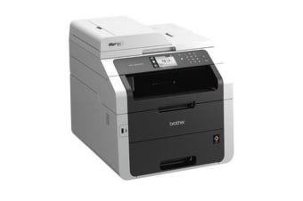 Brother MFC-9340CDW Colour MFC Duplex Print/Scan, WiFi, Laser