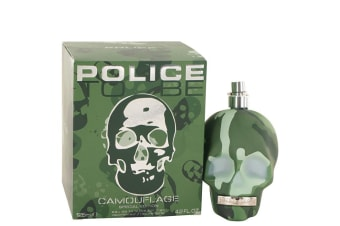 Police Colognes Police To Be Camouflage Eau De Toilette Spray (Special Edition) 125ml