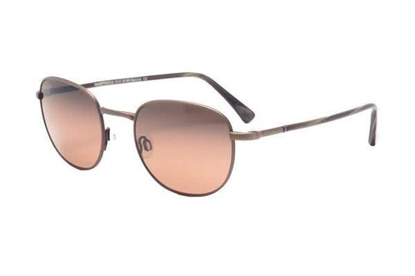 Maui Jim Hana Hou - Antique Gold (HCL Bronze Polarised lens) Unisex Sunglasses