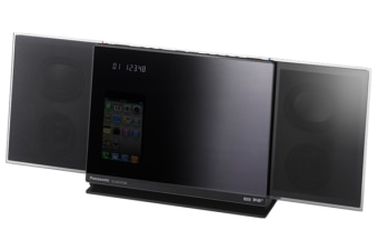 Panasonic Cd Micro System Ipod/Iphone Dock Usb Dab+ Radio Airplay Wifi Sc-Hc57Db - Refurbished