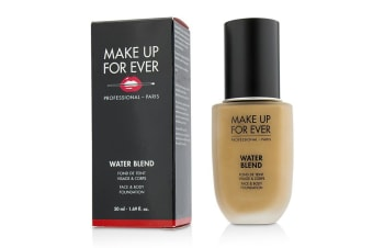 Make Up For Ever Water Blend Face & Body Foundation - # Y415 (Almond) 50ml/1.69oz