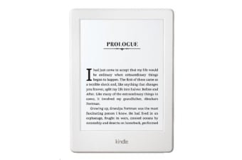 "Kindle eReader Touch 8th Gen., (2016 Model) 6"" WiFi - White"