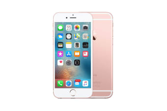 Apple iPhone 6s 64GB Rose Gold - As New