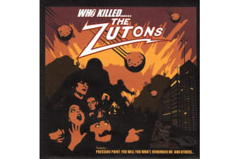 The Zutons ‎– Who Killed...... The Zutons PRE-OWNED CD: DISC EXCELLENT