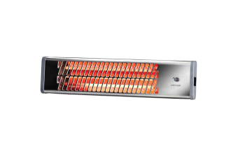 Heller Electric Strip Heater Waterproof IP21 Wall Mountable Indoor Heating 1500W