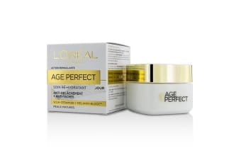 L'Oreal Age Perfect Re-Hydrating Day Cream - For Mature Skin 50ml