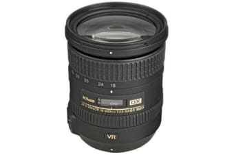 New Nikon AF-S DX NIKKOR 18-200mm f/3.5-5.6G ED VR II Lens (FREE DELIVERY + 1 YEAR AU WARRANTY)