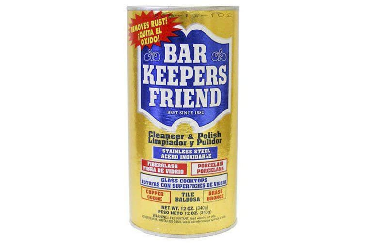 Bar Keepers Friend Cleanser 340g