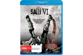Saw VI Blu-ray Region B