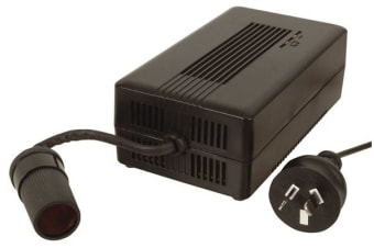 12VDC 7.5A Switchmode Power Supply Mains to Cigarette Lighter Socket