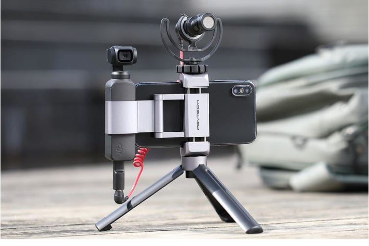 PGY Tech Phone Holder+ for DJI OSMO Pocket