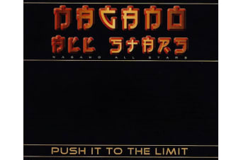 Nagano All Stars ‎– Push It To The Limit PRE-OWNED CD: DISC EXCELLENT