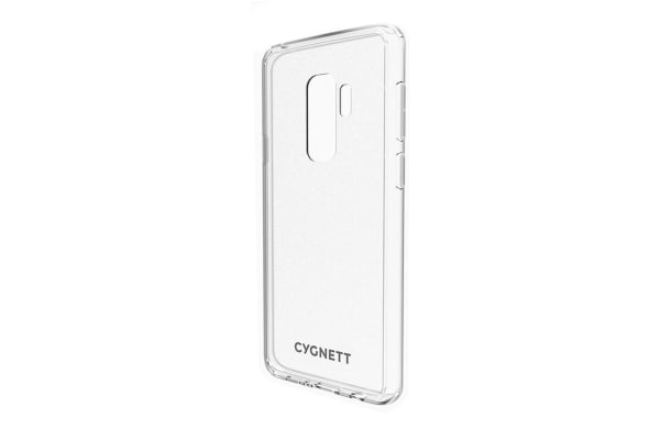Cygnett AeroShield Hard Case for Galaxy S9 Plus - Crystal (CY2424CPAEG)