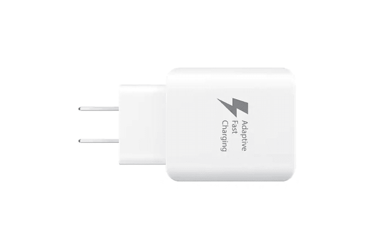Samsung USB Fast Charging Travel Adapter (12V/25W, White)