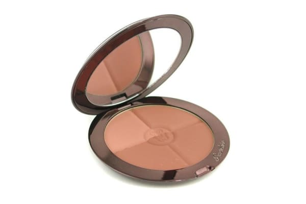 Guerlain Terracotta 4 Seasons Tailor Made Bronzing Powder SPF 10 With Pure Gold # 01 Blondes (10g/0.35oz)