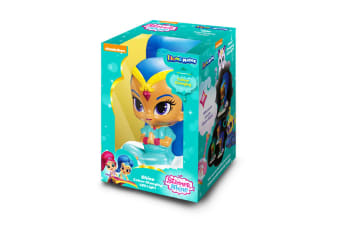 Shimmer And Shine Official Illumi-Mates Shine Bedside Lamp (Multicolour) (One Size)